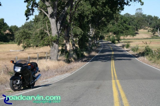 Friday Photo - Old Sacramento Road and Latrobe Road, Amador County, California