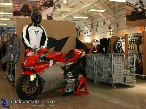 D-Store San Francisco - MV Agusta F4