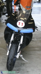 Buell Inside Pass Track Day - 2008 Buell 1125R - My Demo