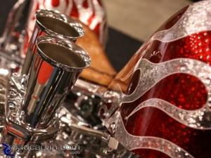 2008 Arlen Ness Bike Show - No Class Chopper