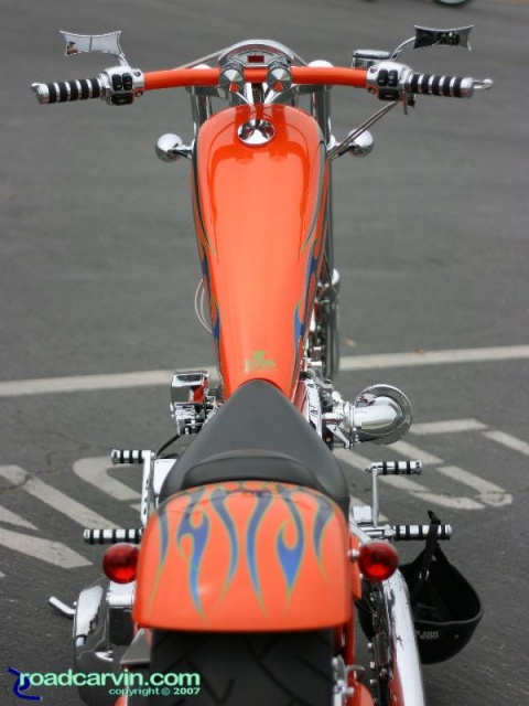Texas Chopper - Rear