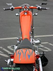 Texas Chopper - Rear