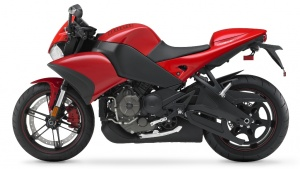 2009 Buell 1125CR - Left Side