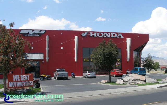 Big Valley Honda in Reno, Nevada (reno-motorcycle-row-009.jpg)