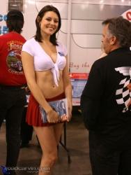 2008 Arlen Ness Bike Show - Smile for the Camera