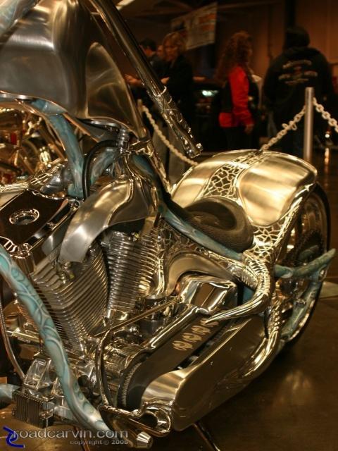 2008 Easyriders Show - Metal Snake