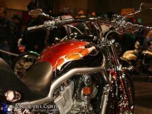 2008 Easyriders Show - V-Rod Custom