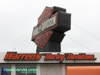 Warren's Harley-Davidson Open House