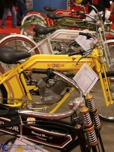 2008 Arlen Ness Bike Show - Xcelsior Lineup