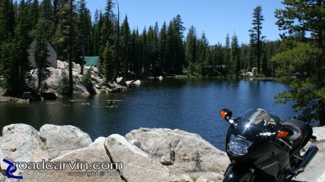 Independence Day Ride - Blackbird at Mosquito Lake